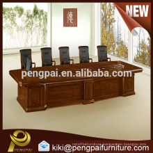 Africa popular model wooden meeting table