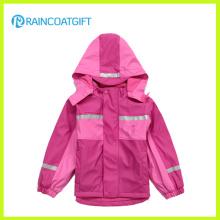 Водонепроницаемый Детский PU Лыжный костюм ром-018