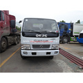 Dongfeng side loading Kitchen Waste Garbage Truck