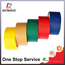 Fita de embalagem de PVC com fita adesiva de PVC