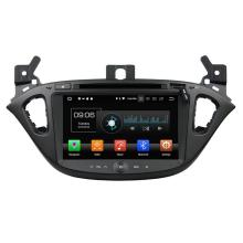 Opel Corsa android audio systems with navigation