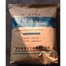 CPVC RESIN FOR EXYRUSION AND INJECTION GRADE