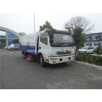 4x2 Road Sweeper Truck for Outdoor Cleaning