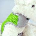 Green Medium Airflow Mesh Harness mit Klettverschluss