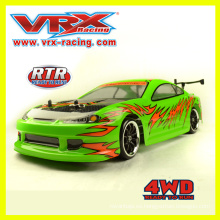 VRX racing 1:10 escala 4WD barato drifting rc coche de carreras