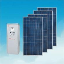 Sistema de habitação Solar 80KW