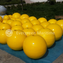 ISO Certificate Foam Foam Filled Buoys (PU coating) for Subsea Buoys and Offshore Surface Buoys High Quality Marine Buoys
