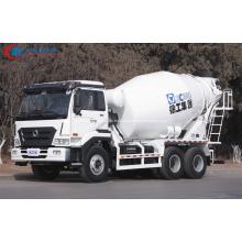 2019 Nuevo XCMG 12cbm Precio de camión mezclador de concreto