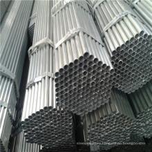 Углеродистые конструкционные круглые трубы из предварительно оцинкованной стали