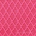 Tecido de malha de diamante Fechar Hole Mesh Fabric for Shoes