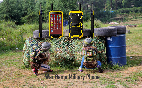 War Game Military Phone
