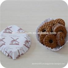 Copo de cozimento de papel resistente ao calor / coberturas de cozimento a granel