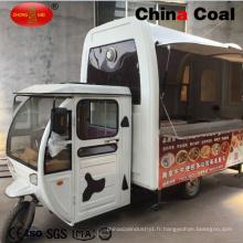 Facile à utiliser électrique pratique alimentaire camion fournitures