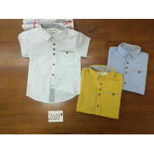 Wholesale price 2017 Fsahion boys clothing kids polo T-shirt