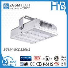 5 anos de garantia ou mais luz alta da lâmpada / luz de inundação do diodo emissor de luz do diodo emissor de luz 120W, Lumileds 3030 diodos emissores de luz