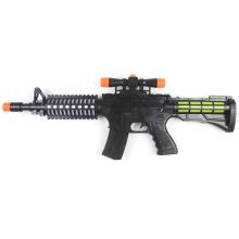 Popular Plastic B/O Octave Music Gun with Light (10212286)
