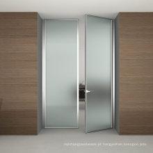 Vidro do chuveiro, vidro de segurança, vidro da porta da decoração da construção