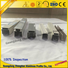 Furniture Aluminum Profile for Rail Profile Sliding Rail Profile