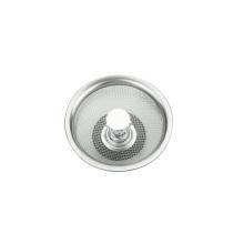 Filtro de drenaje de acero inoxidable para lavamanos