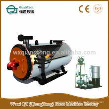 300000Kcal caldeira horizontal a óleo / queima de gás / caldeira a vapor diesel