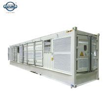 Tianjin LYJN 40 pieds conteneurs de chambre froide de stockage au froid solaire