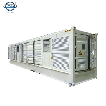 Tianjin LYJN 40 Feet Solar Cold Storage Cool Room Containers