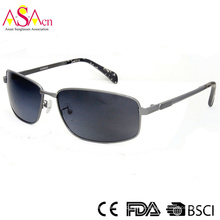 Designer Metal Polarized Eye Sunglass para Fine Gentleman