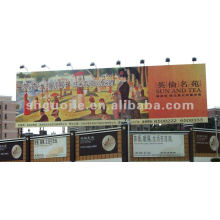 Tela de banner de vinilo reforzado de nylon pesado