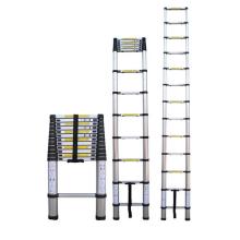Escalera de aluminio mágica en131 lidl telescópica