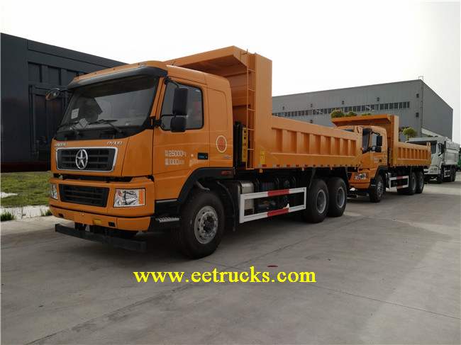 Dayun Mining Dump Trucks