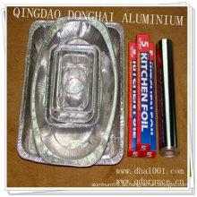Haushalts-Aluminiumfolie