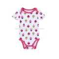 Toddlers Vêtements Body Jumpsuites Snap Crotch Baby Barboteuses Pyjamas Onesie