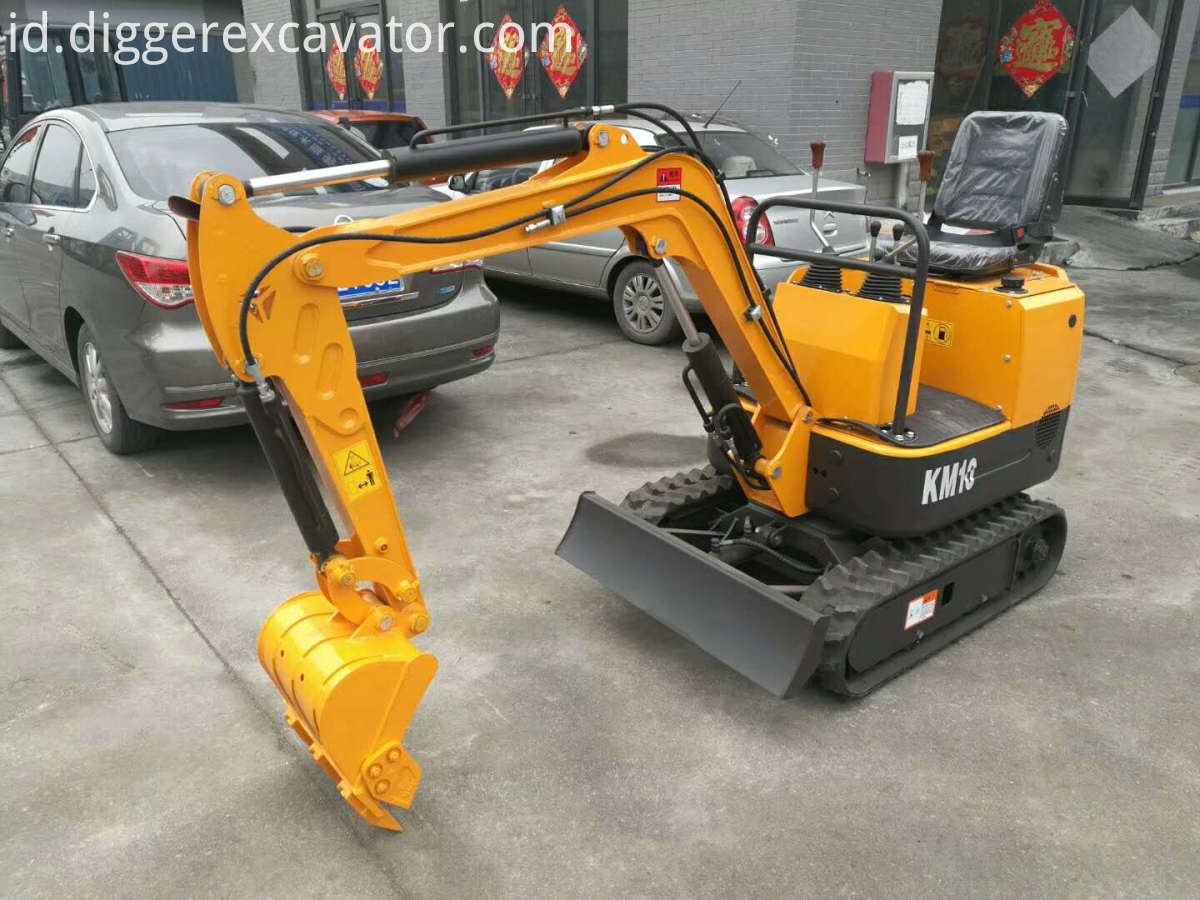 Hydraulic Mini Excavators Machines