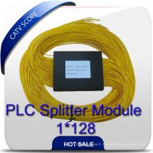 Support d'emballage de boîte d'ABS de diviseur de PLC 128 manière