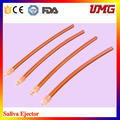 Dental Colored Saliva Ejector Tubo Aspirador Dental