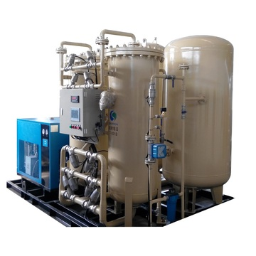 CE certificada Intelligent Onsite Nirogen Filling Machine