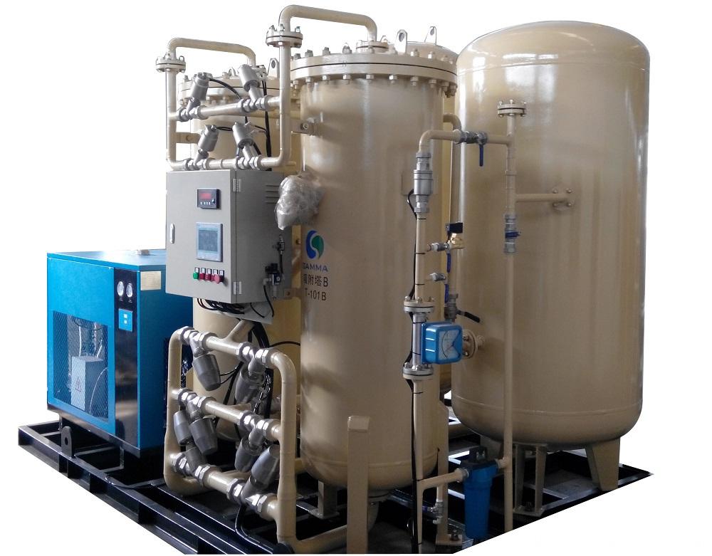 Nitrogen Ce Onsite Machine