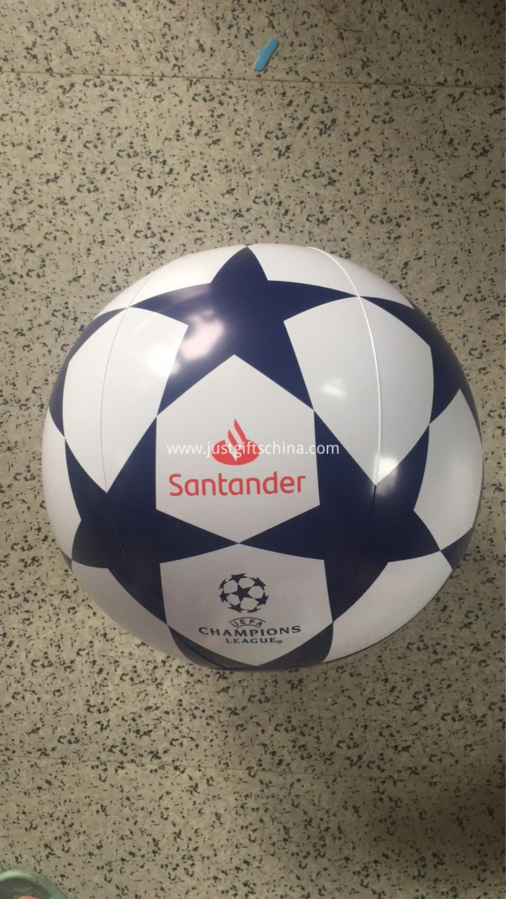 promotional branded beach balls