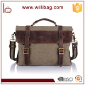 Wholesale Men Leather Messenger Bag Cross Body Shoulder Bag