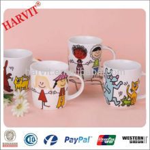 11oz Ceramic Coffee Mug Children