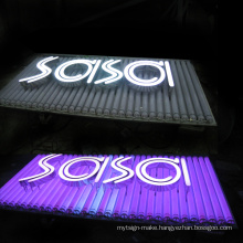 LED Open Board Outdoor Advertising Billboard
