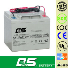 12V38AH Batería de energía eólica Batería GEL Productos estándar