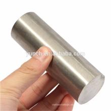 Precio del metal del circonio R60702, barra del zirconio R60702 para la venta