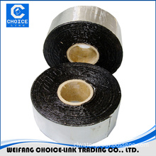 1.2mm-2.0mm manufacturer roof self adhesive seal tape with alumnium foil
