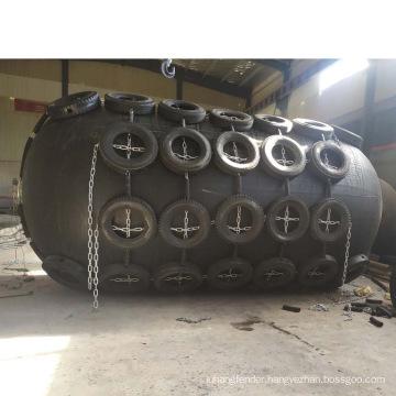 floating yokohama pneumatic rubber fender