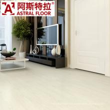 Wood Flooring Silk Surface Laminate Flooring (U-Groove)