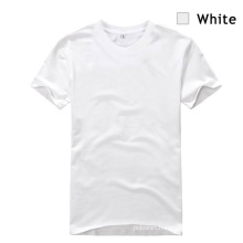 2014 Men′s Leisure Plain White Model T Shirts