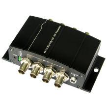 4X4 SD / HD / 3G-Sdi Repeater