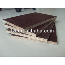 high quality anti-slip film faced plywood from china manufacturer