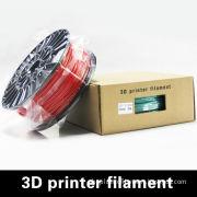 Luminous Green 1.75mm Plastic Filament For 3d Printer , Grade A